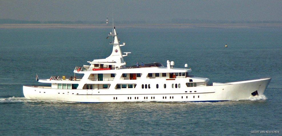 Touya Charter Yacht