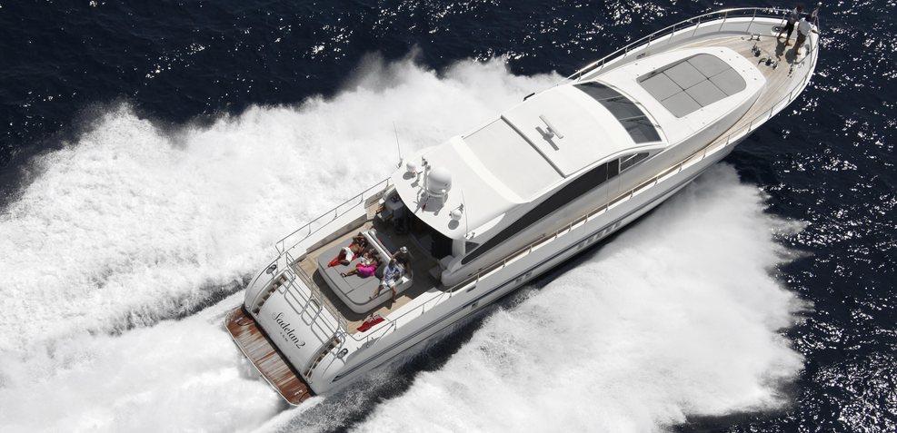 Sadelan II Charter Yacht