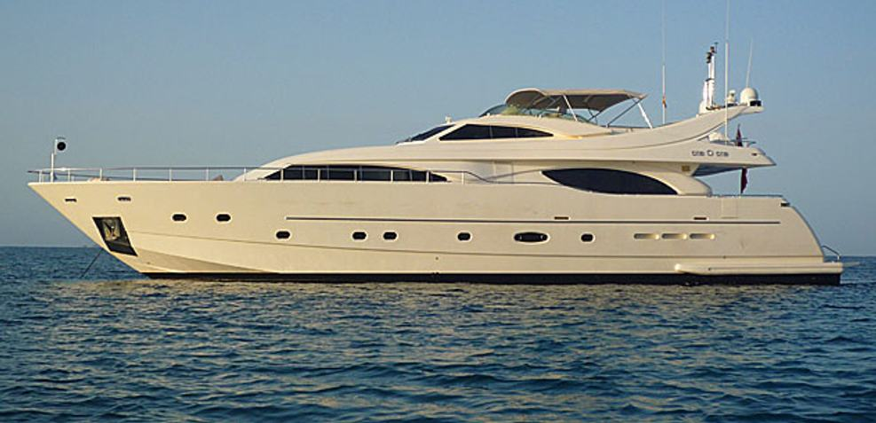 One by One Charter Yacht