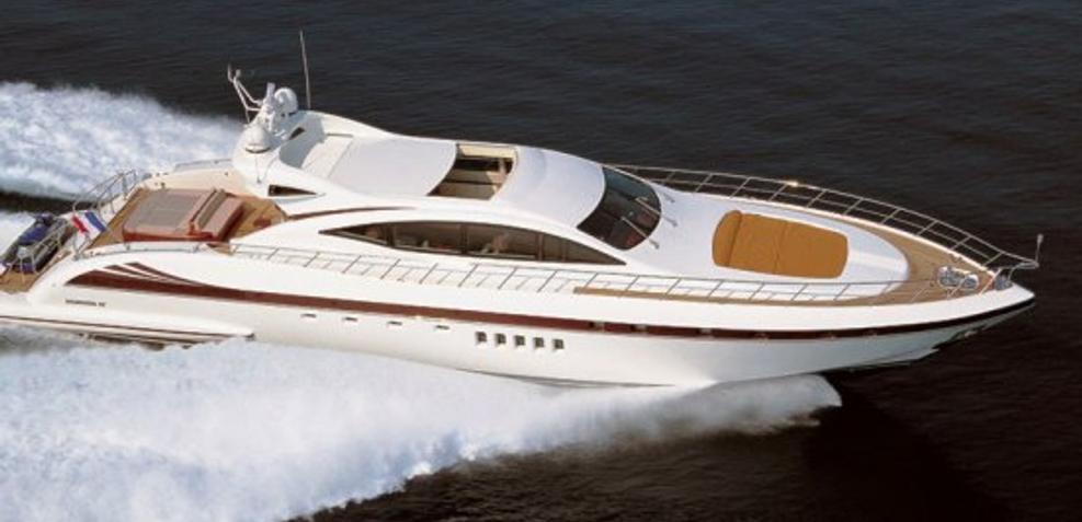 Illusion Charter Yacht