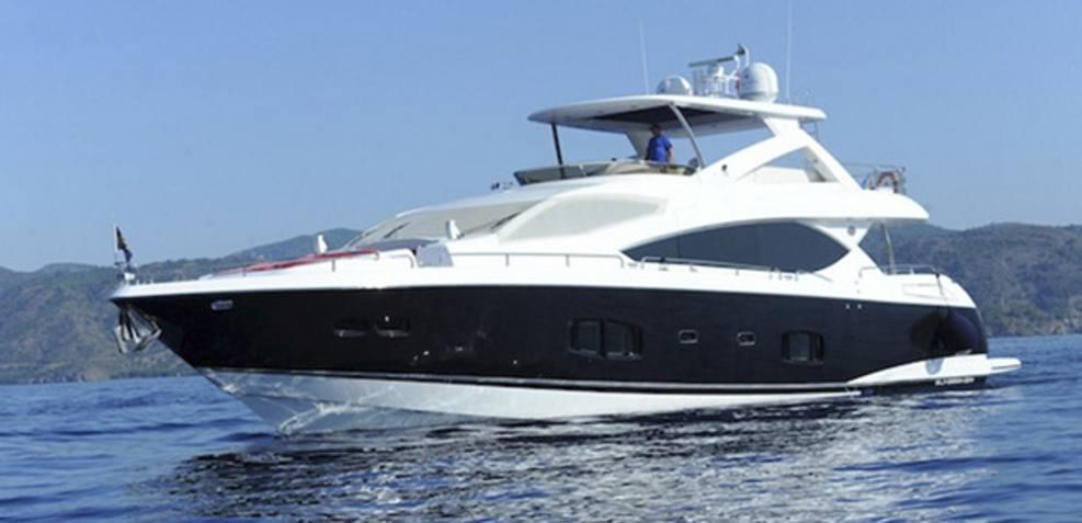Solari Charter Yacht