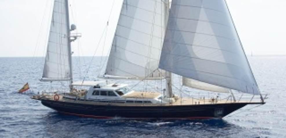 St Jean II Charter Yacht