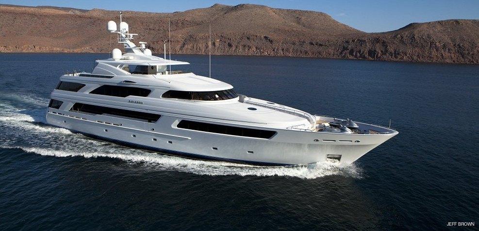 Helios 3 Charter Yacht