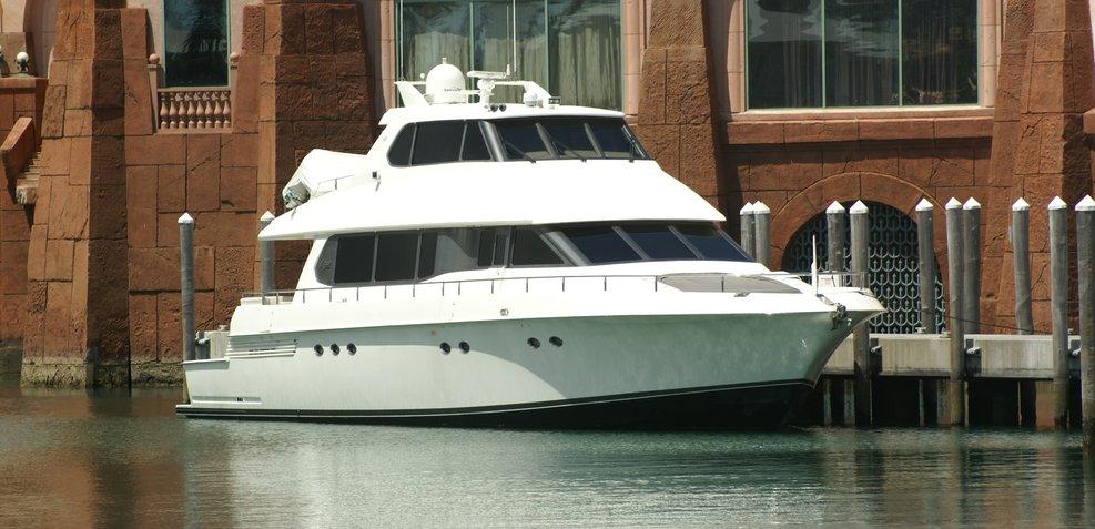 Lionfish Charter Yacht