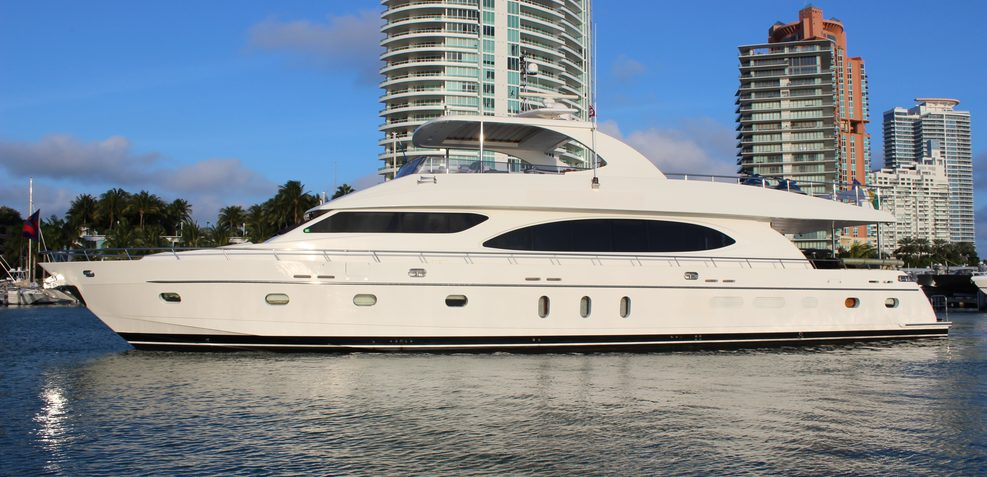 The Program Charter Yacht