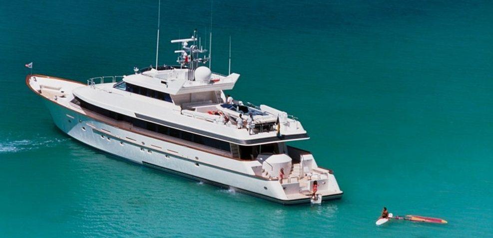 Skyetyme Charter Yacht