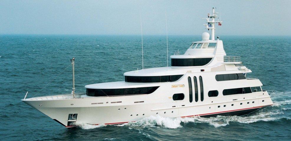 Gallant Lady Charter Yacht