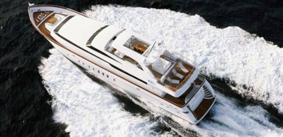 Bad Romance IV Charter Yacht