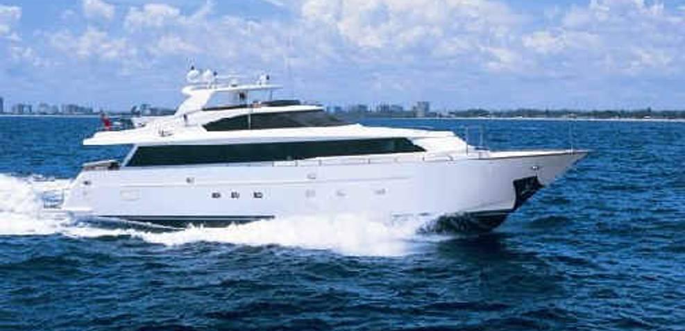 Megawatt Charter Yacht