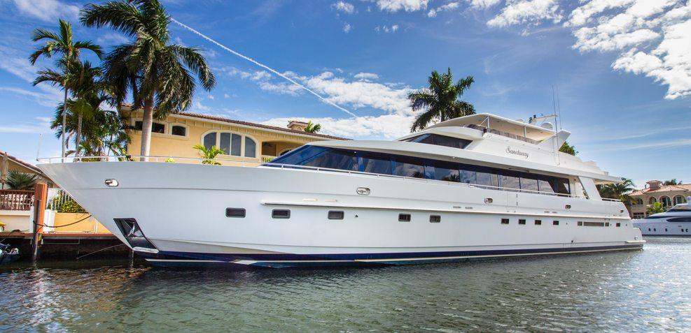 Sanctuary Charter Yacht