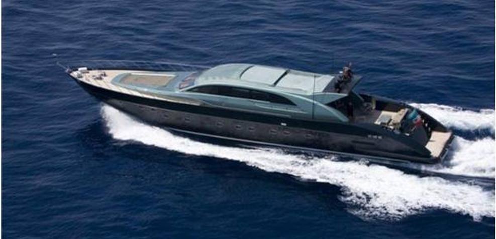 Tecnomar Velvet 36 Charter Yacht