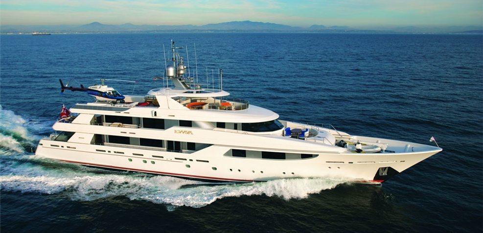 Astara Charter Yacht