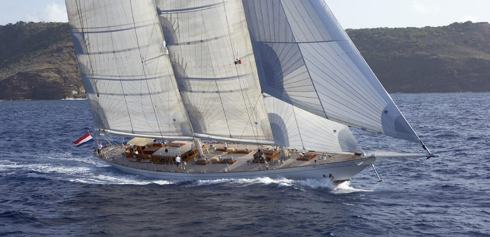 Windrose of Amsterdam Charter Yacht