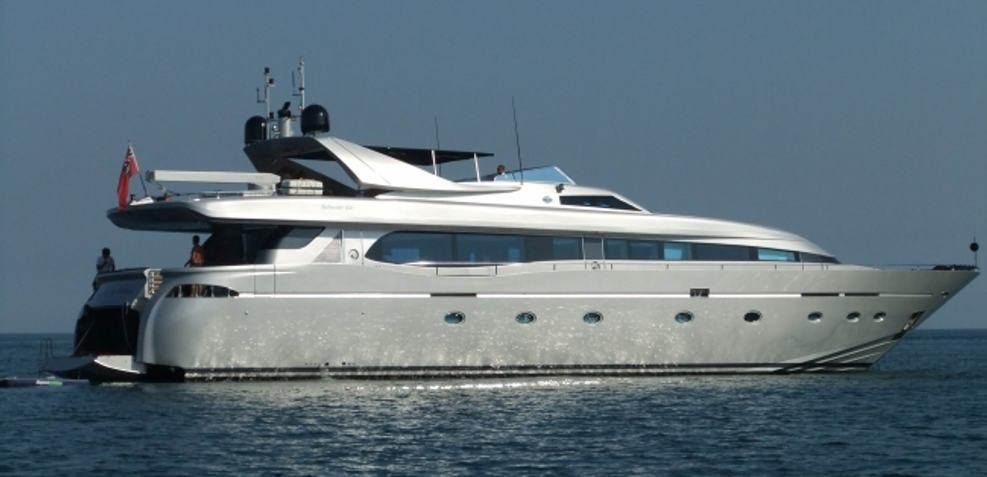 Naughty By Nature Charter Yacht