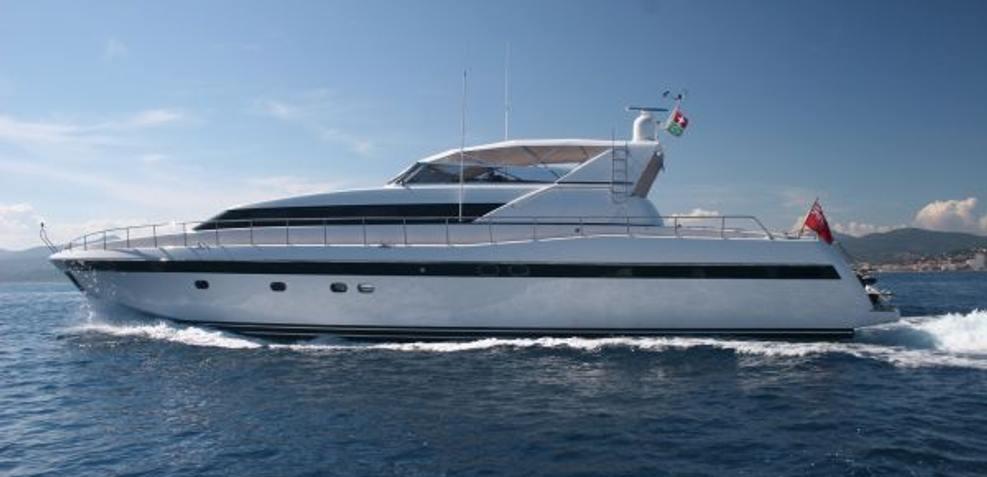 Yeratel Charter Yacht
