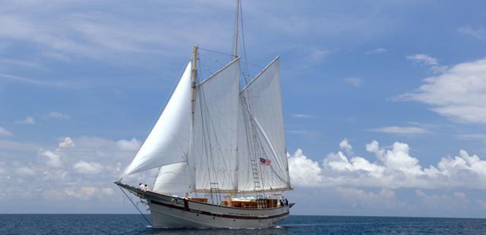Raja Laut Charter Yacht