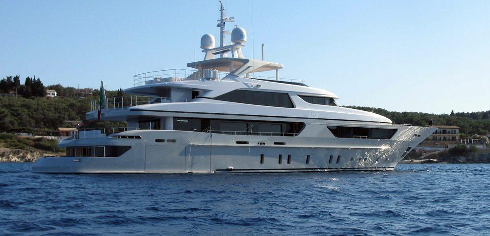 Pick Up Charter Yacht