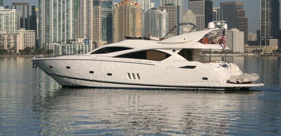 Pastabilities Charter Yacht