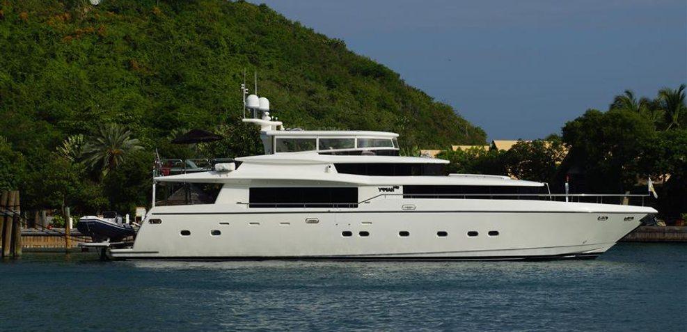 Maren Di Ponza II Charter Yacht