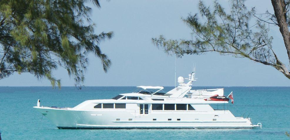 Sweet T Charter Yacht