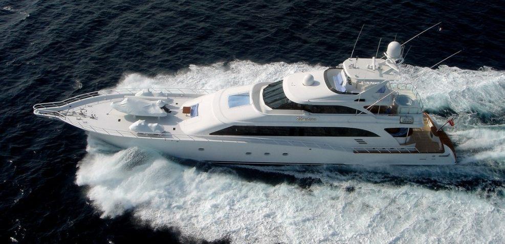 Bad Company Charter Yacht