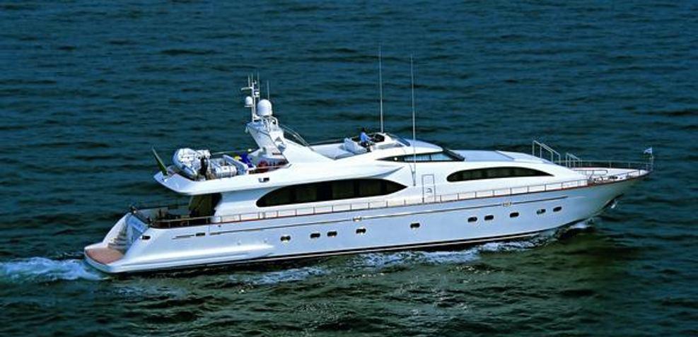 Luisamay Charter Yacht