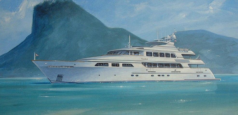 Falcon Charter Yacht