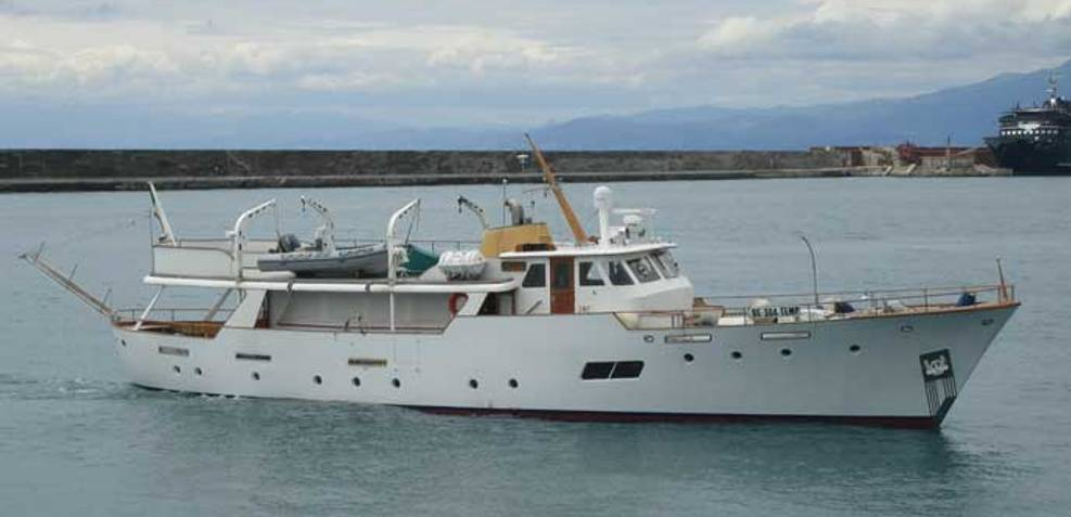 Sissi Charter Yacht