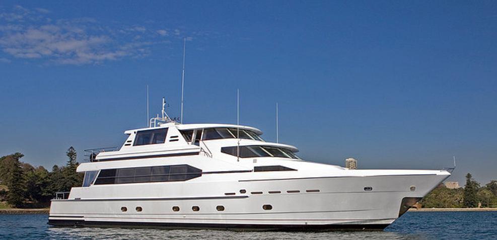 AQA Charter Yacht