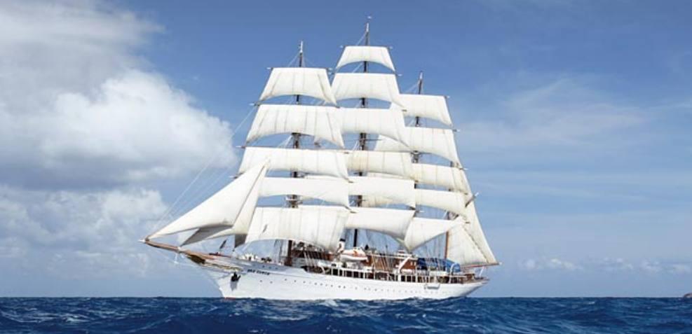 Sea Cloud Charter Yacht