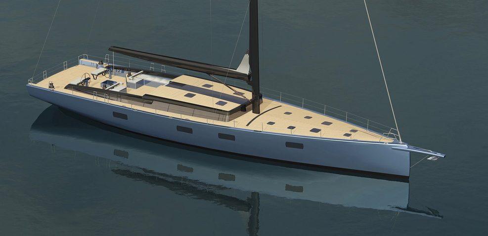 Tripp 90 Charter Yacht