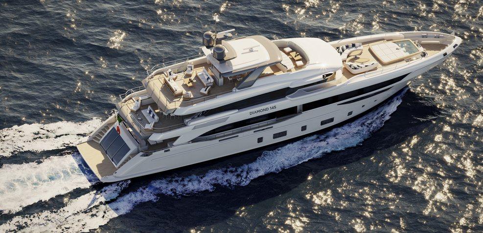 Donna Santa II Charter Yacht