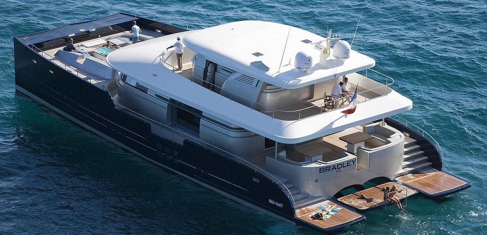 Bradley Charter Yacht