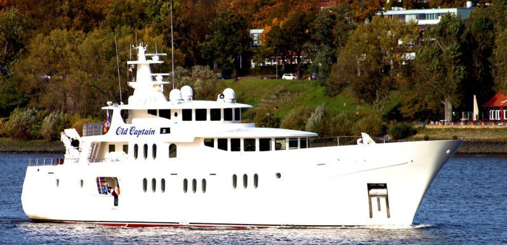 Galatea Charter Yacht
