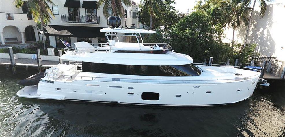S3 Charter Yacht