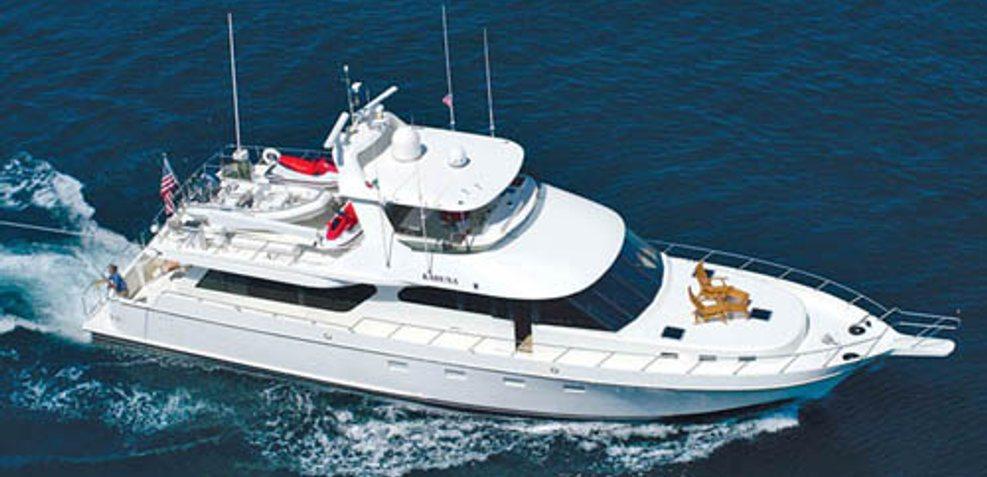 Fish Head Charter Yacht