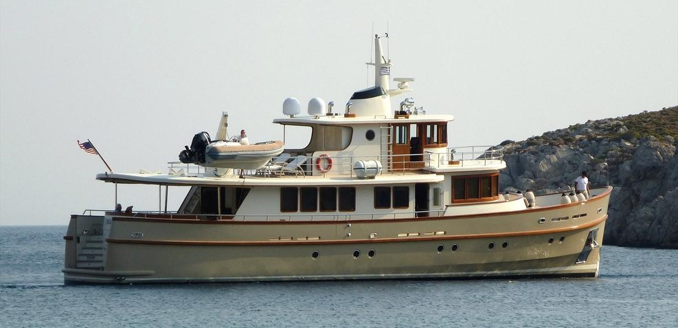 Magnolia Charter Yacht