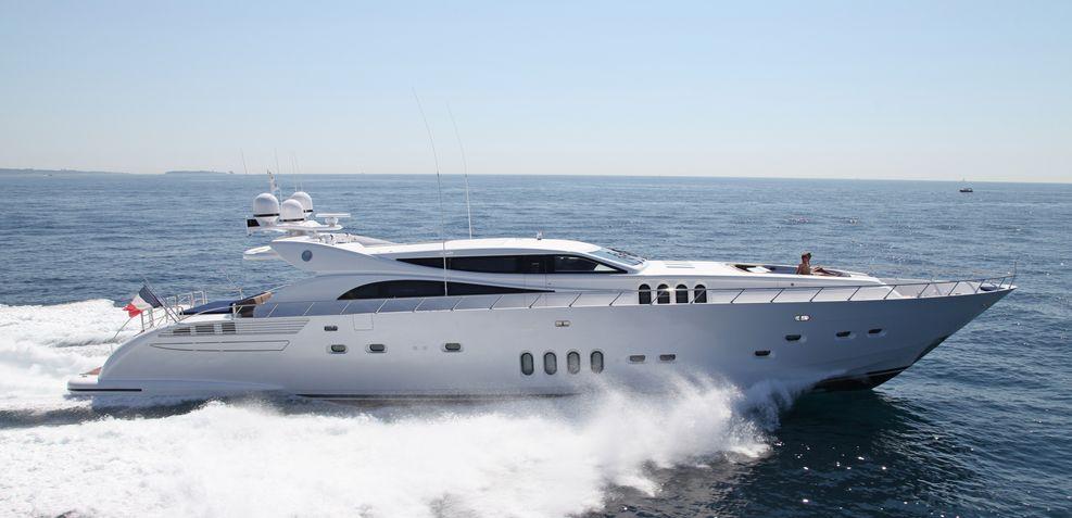 Phoenician Charter Yacht