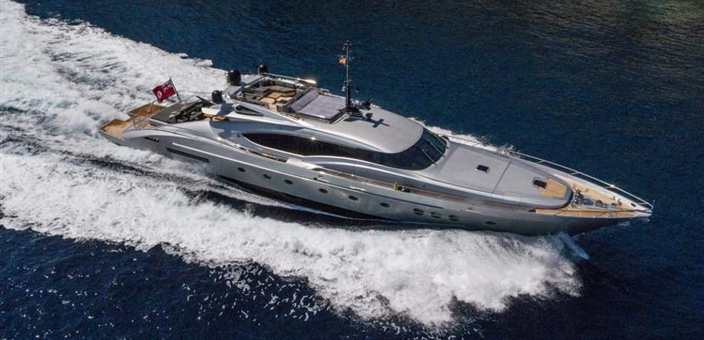 Hush Charter Yacht