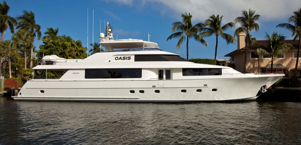 Pipe Dream Charter Yacht