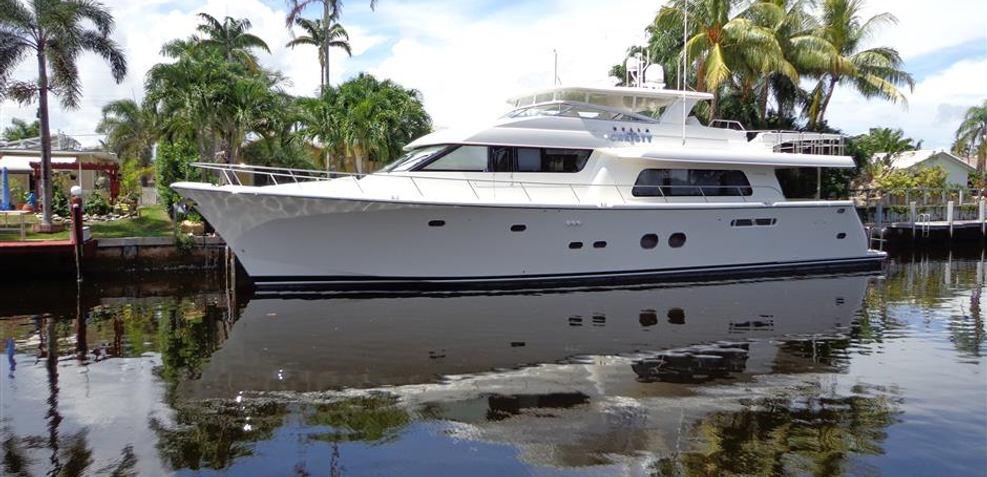 Lettamelina Charter Yacht