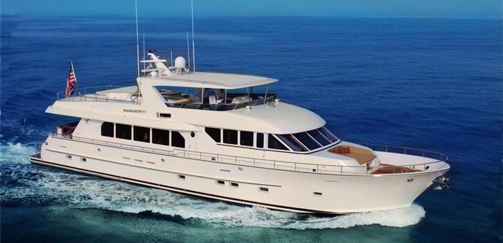 Rhapsody Charter Yacht