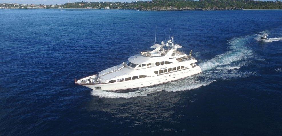 Brunello Charter Yacht