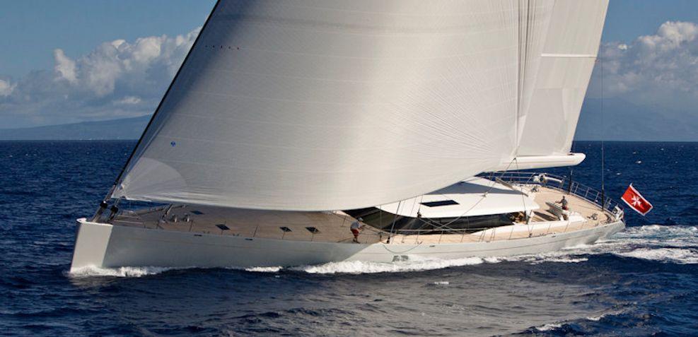 Zefira Charter Yacht