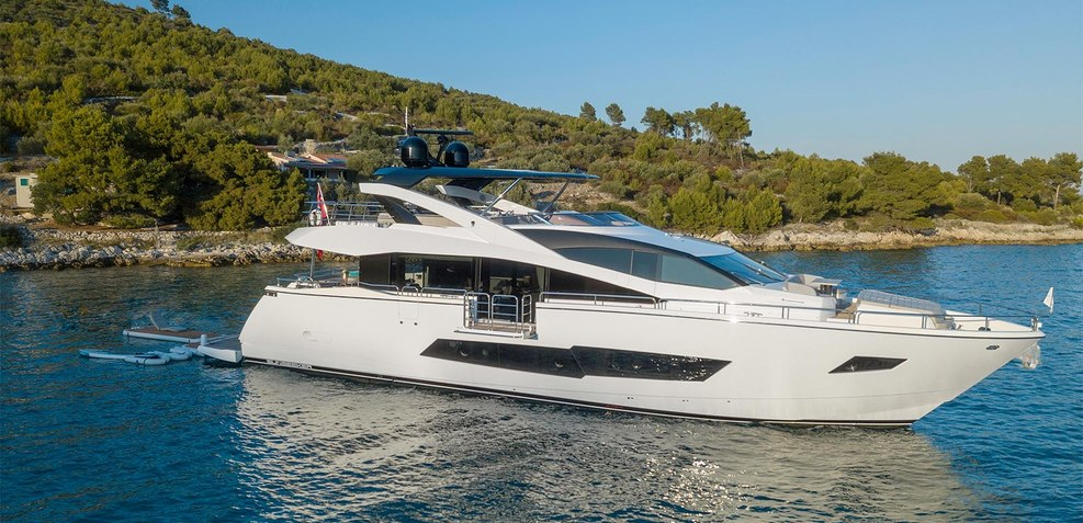 Hunky Dory Of London Charter Yacht