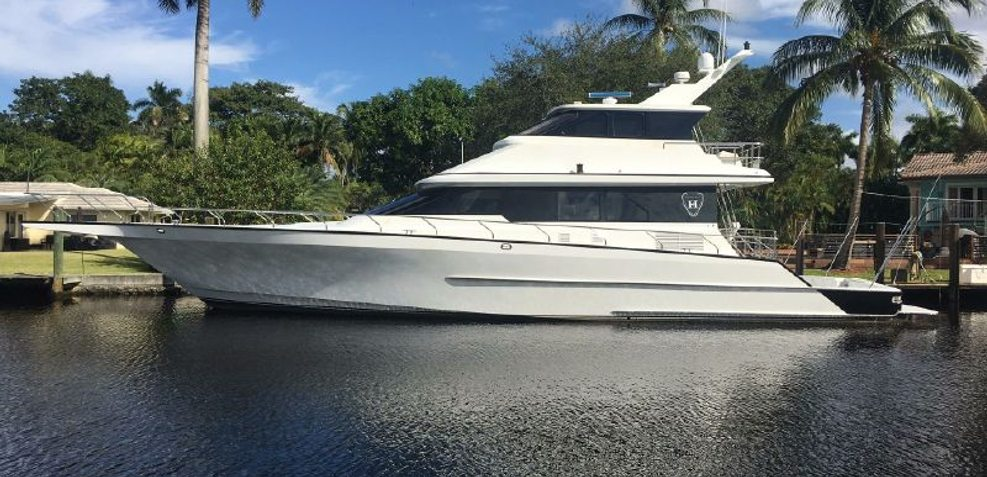 Fat & Happy Charter Yacht