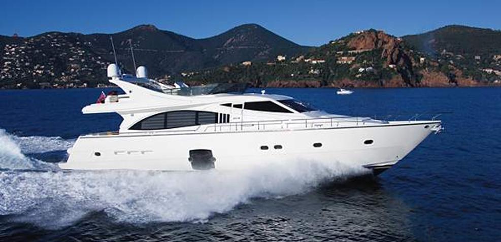 Debra One Charter Yacht