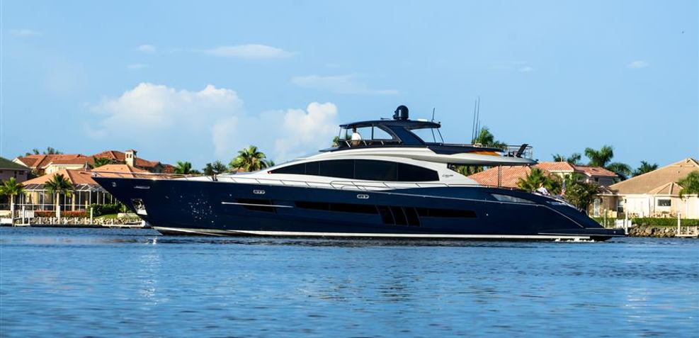 Algorythm Charter Yacht