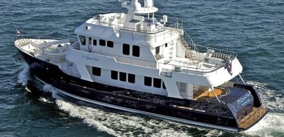 Quan Yin Charter Yacht