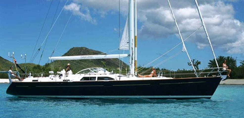 Independence Of Herm Charter Yacht